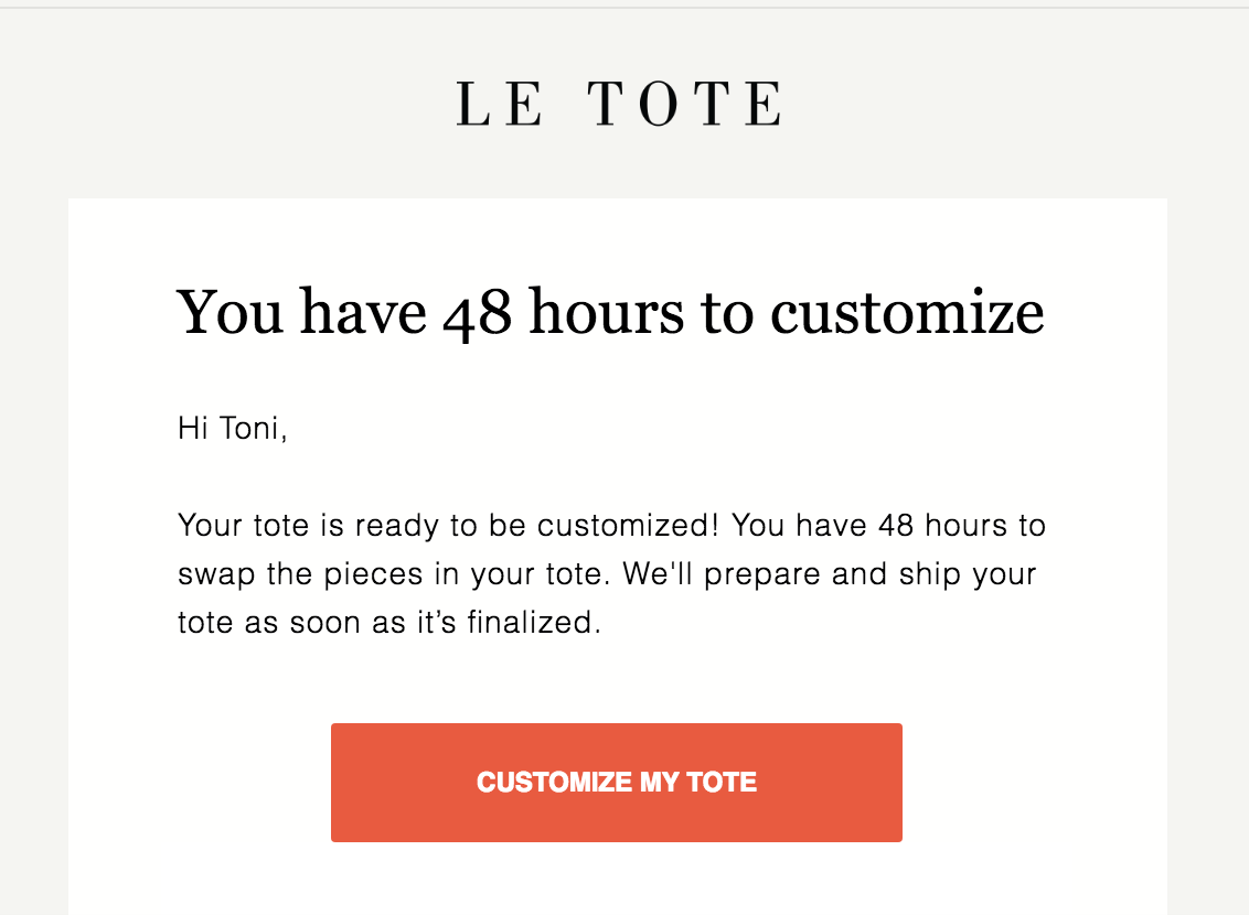 style your letote