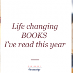 Life Changing Books I've read