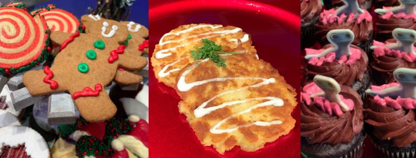 Christmas food and beverage at Epcot Walt Disney World Resort