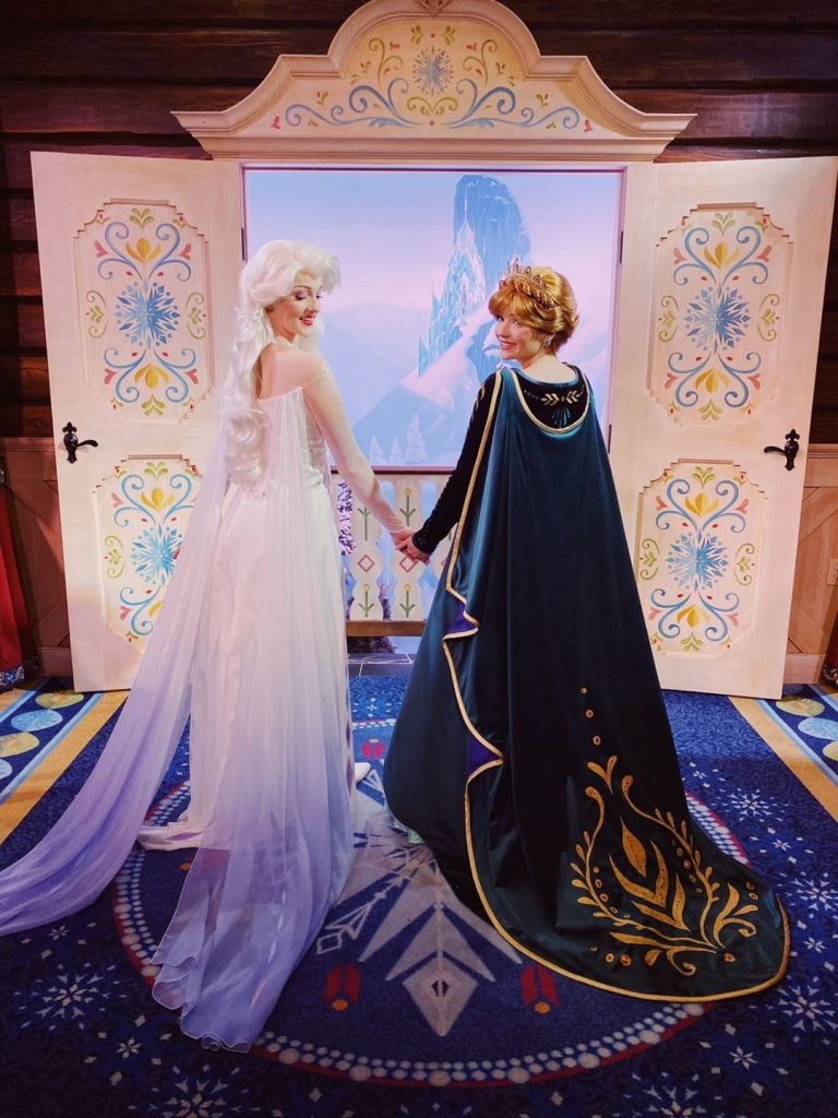 Frozen 2 Epcot Holidays