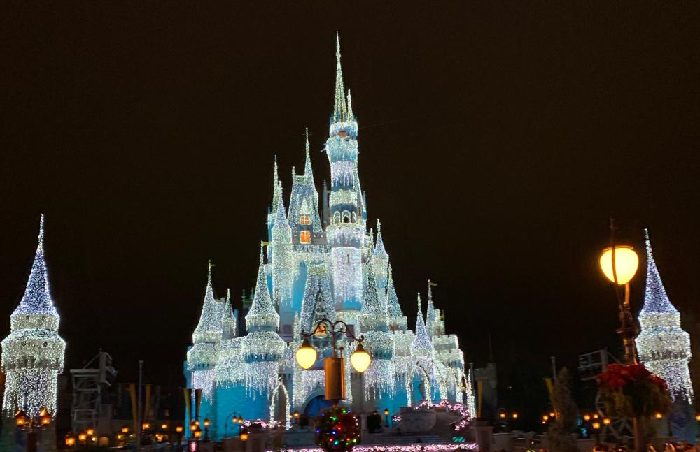 Walt Disney World at Christmas Holidays