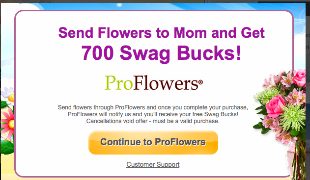 How To Win Swag Bucks - The Happy Housewife™ :: Frugal Living