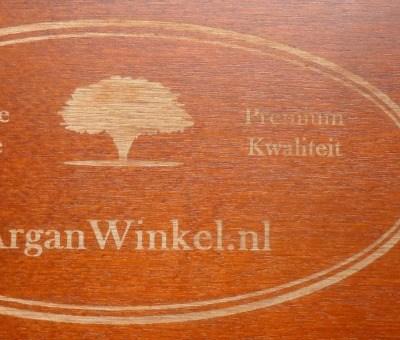 Arganolie Banner