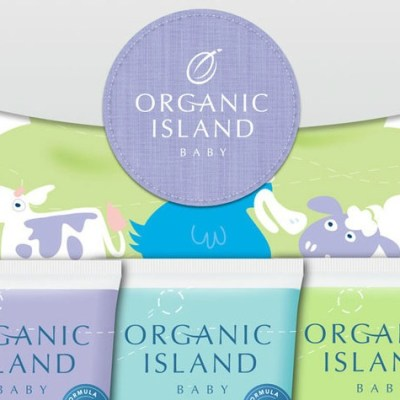 Organic Island Baby Pamper Pack | The-Happy-Housewife.nl