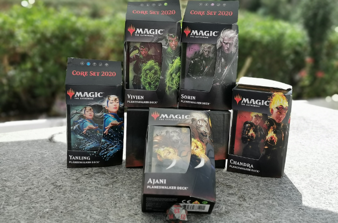 Magic The Gathering | TheHappyHousewife.nl