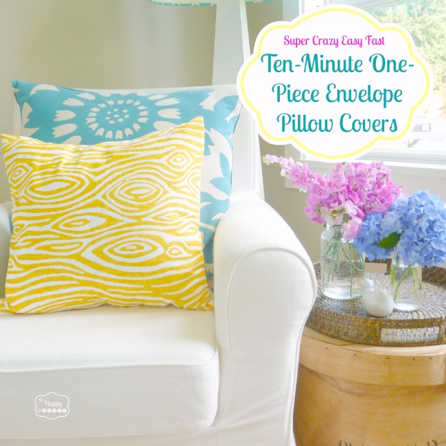 Video Tutorial How To Sew Gorgeous Professional Looking Pillow Covers With Piped Edges And