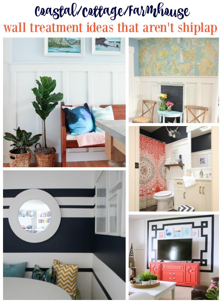 title | Coastal Cottage Wall Decor
