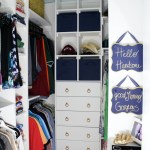 20 Incredible Small Walk In Closet Ideas Makeovers The Happy Housie