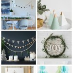 Modern Boho Christmas Style Series The Happy Housie