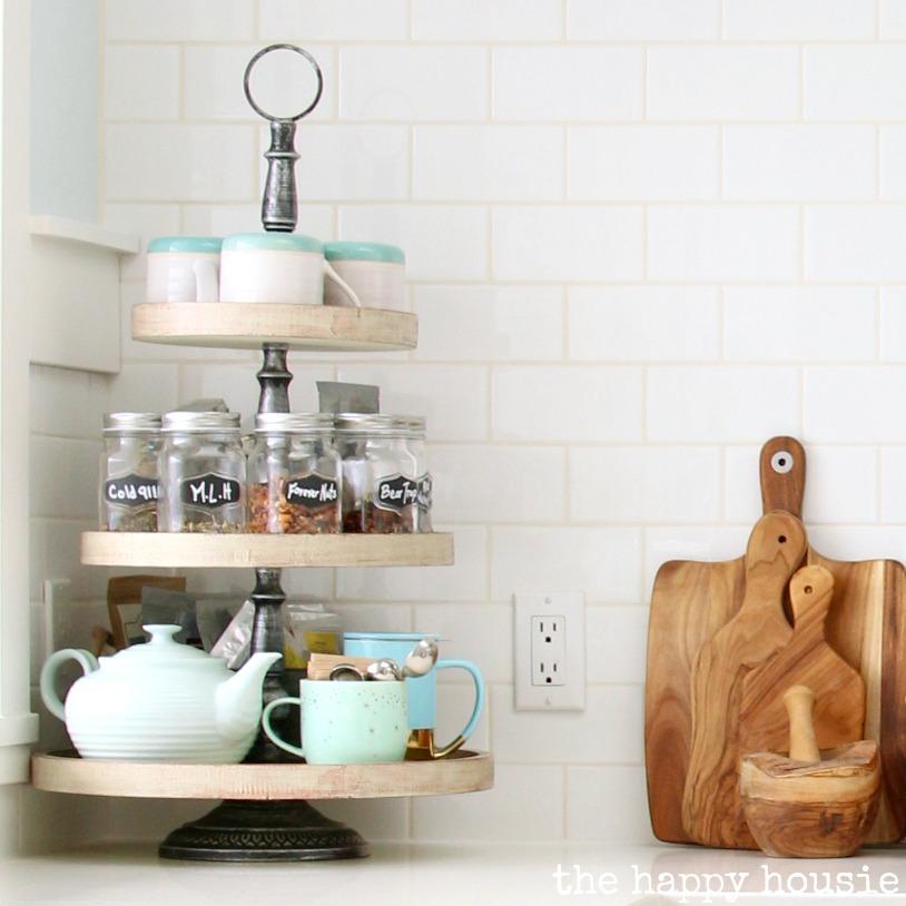 Kitchen Decor Jars