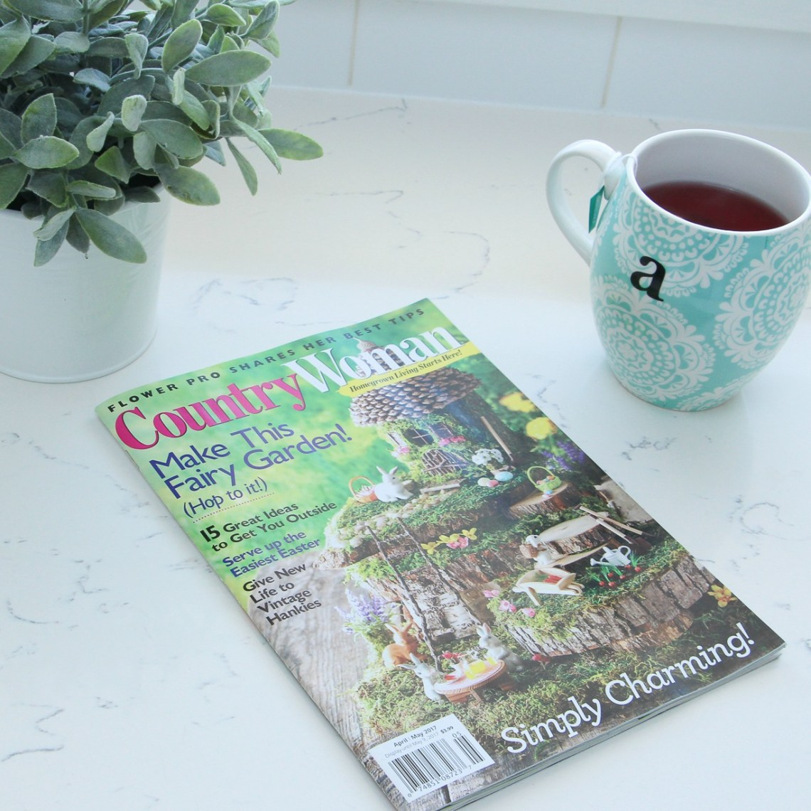 Country Woman Magazine Feature The Happy Housie