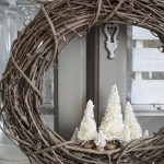 Diy Winter Wreath Ideas You Ll Love The Happy Housie