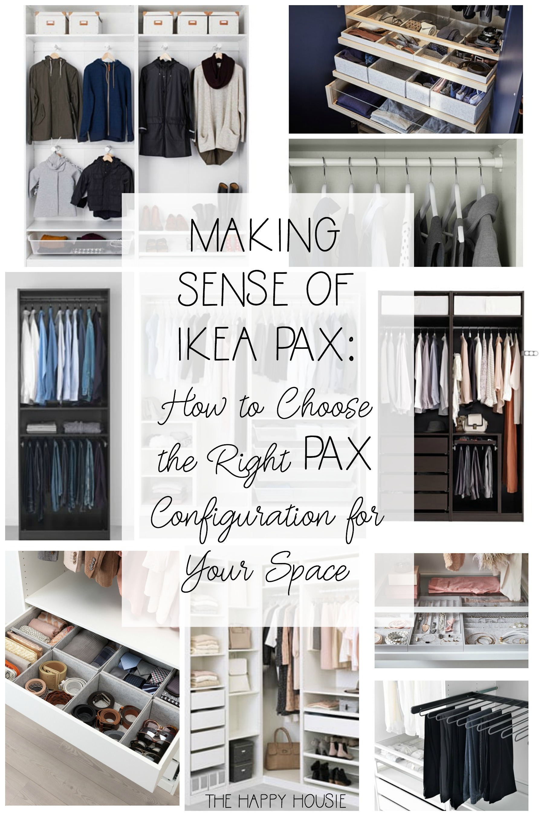 Making Sense Of Ikea Pax How To Choose The Right Pax