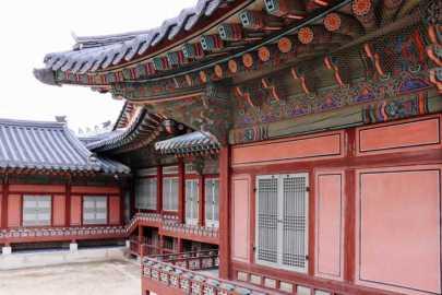 Gyeongbokgung Palast, Seoul, Korea