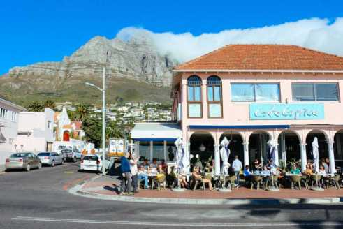 cafe caprice cape town