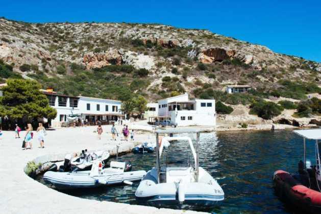 Mit dem Boot nach Cabrera Mallorca