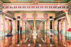 Sri Mahamariamman Tempel, Kuala Lumpur