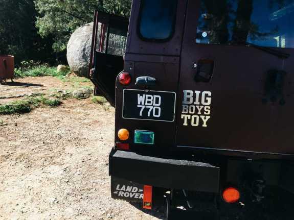 Cameron Highlands Landrover Tour
