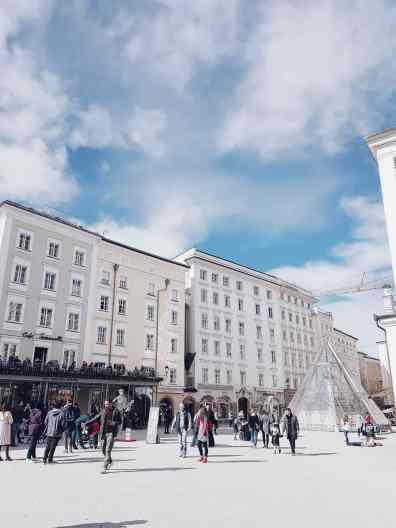 Salzburg Altstadt