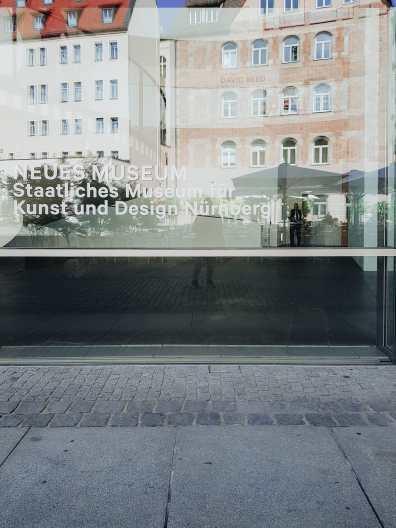 Nürnberg SehenswürdigkeitenNeues Museum Nuernberg