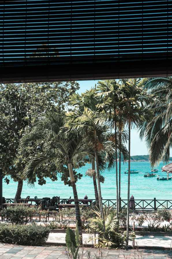 Strand Perhentian Besar Malaysia