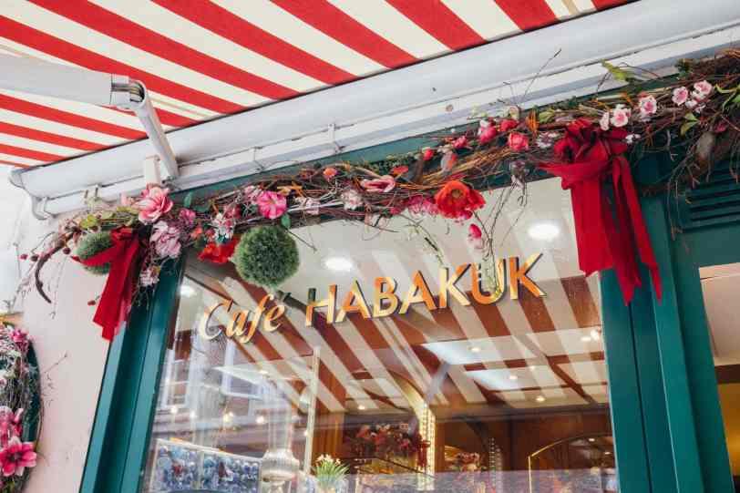 Café Habakuk Salzburg