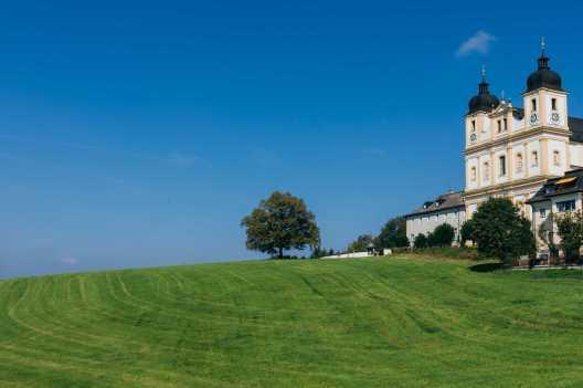 Wallfahrtskirche Maria Plain Bergheim