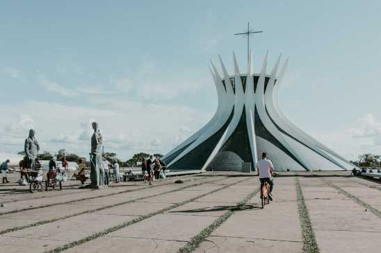 Brasilia Things to do Cathedral
