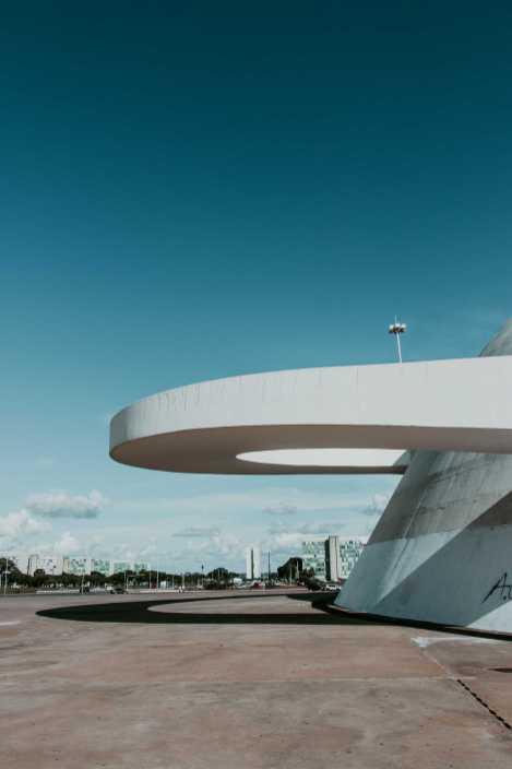 Brasilia Things to do Museu Nacional Esplanada dos Ministerios