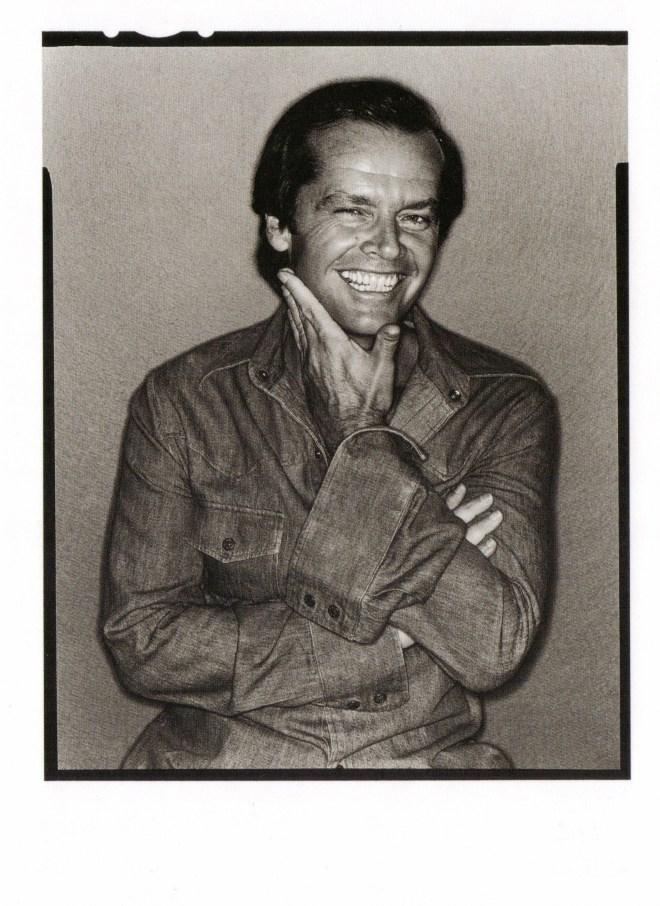 Jack Nicholson. David Bailey, 1978. © David Bailey