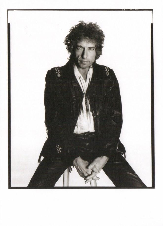 Bob Dylan. David Bailey, 1986. © David Bailey