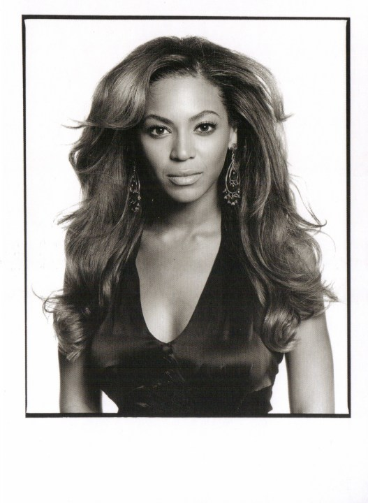 Beyonce Giselle Knowles-Carter. David Bailey 2006. © David Bailey