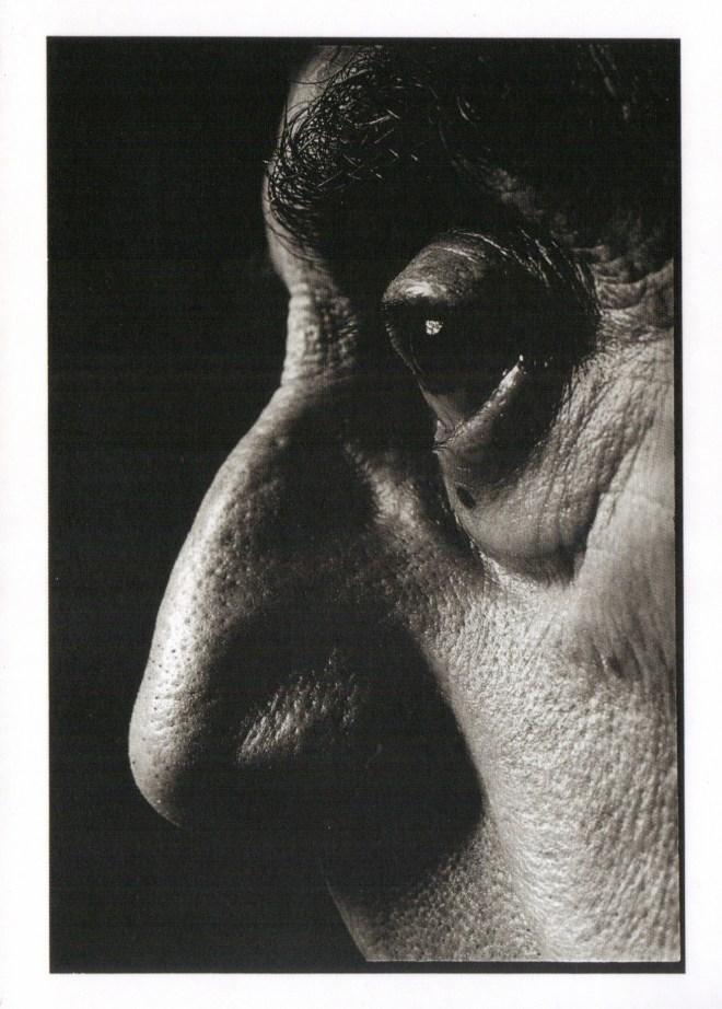 Man Ray. David Bailey, 1968. © David Bailey