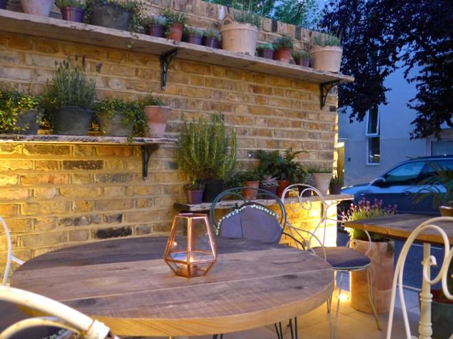 Chicama London terrace