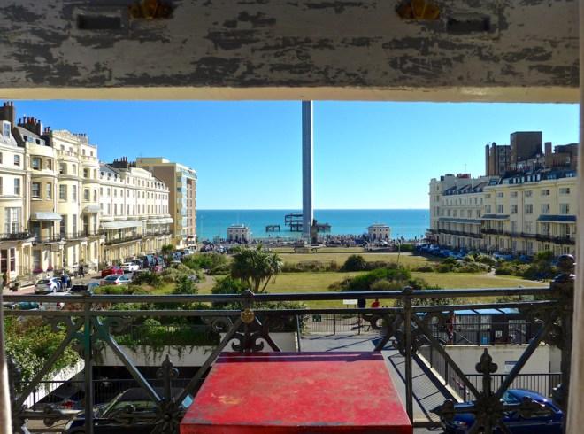 Artist Residence Brighton sea views