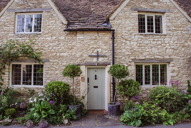 Cotswolds - Castle Combe - Cottages