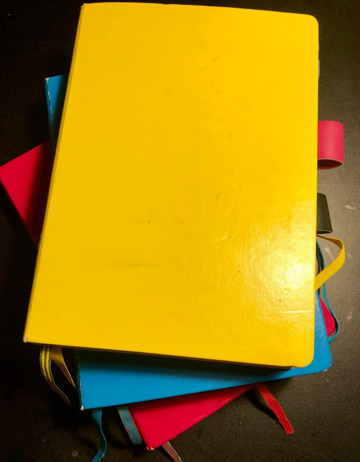 Simple Bullet Journal Setup