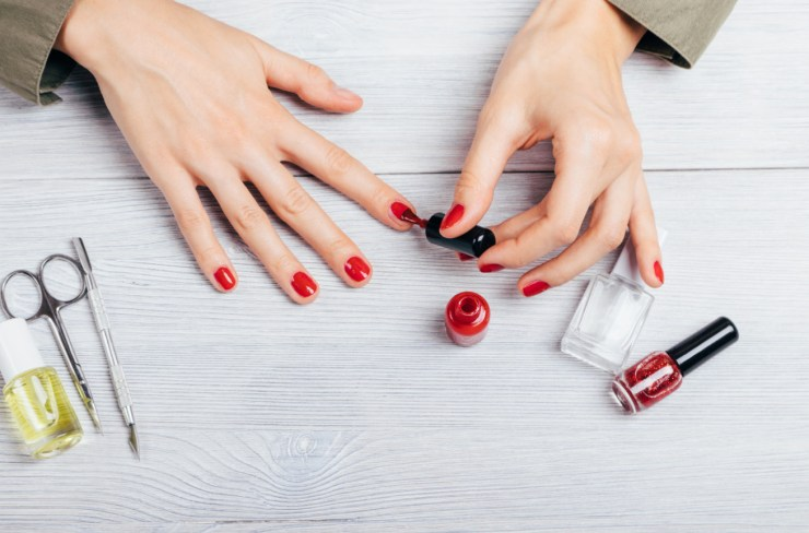 Pamper Yourself for Valentine's Day