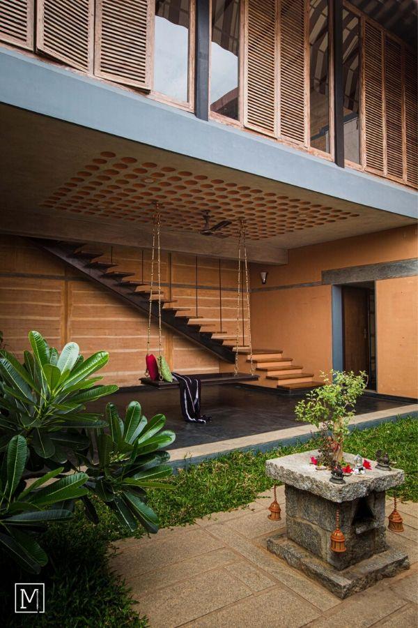natural building verandah