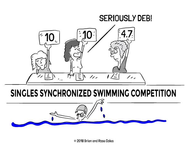 Humor Cartoon Sport Sticker By Nrg Giulia83