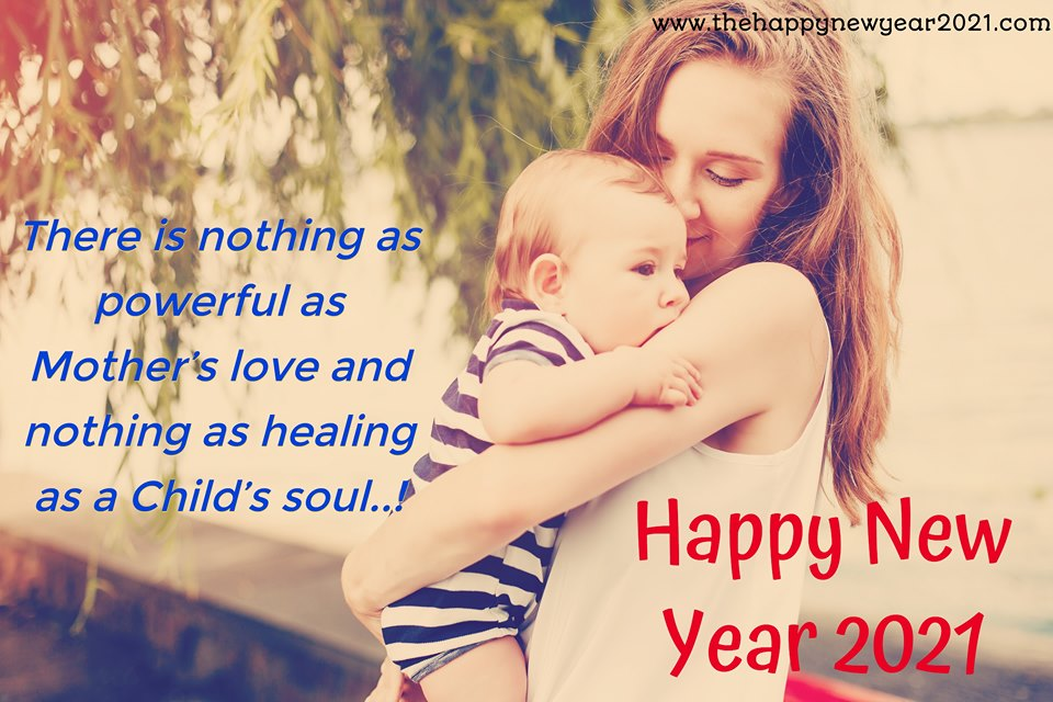 Happy New Year Wishes For Mother | New Year Images For Mom 2021 |