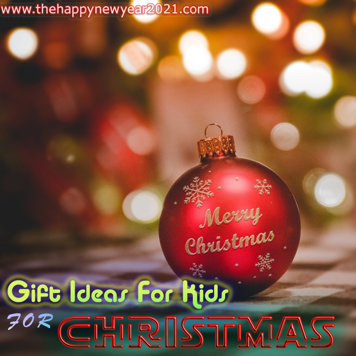 Best Merry Christmas Gifts For Kids 2020