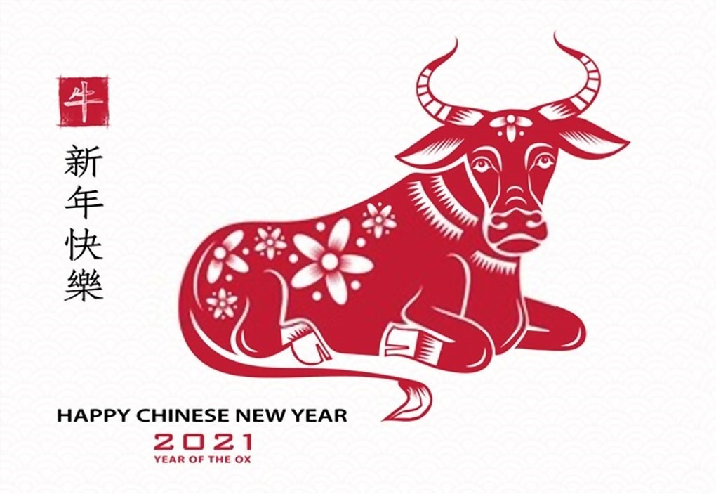 2021 year of the chinese zodiac