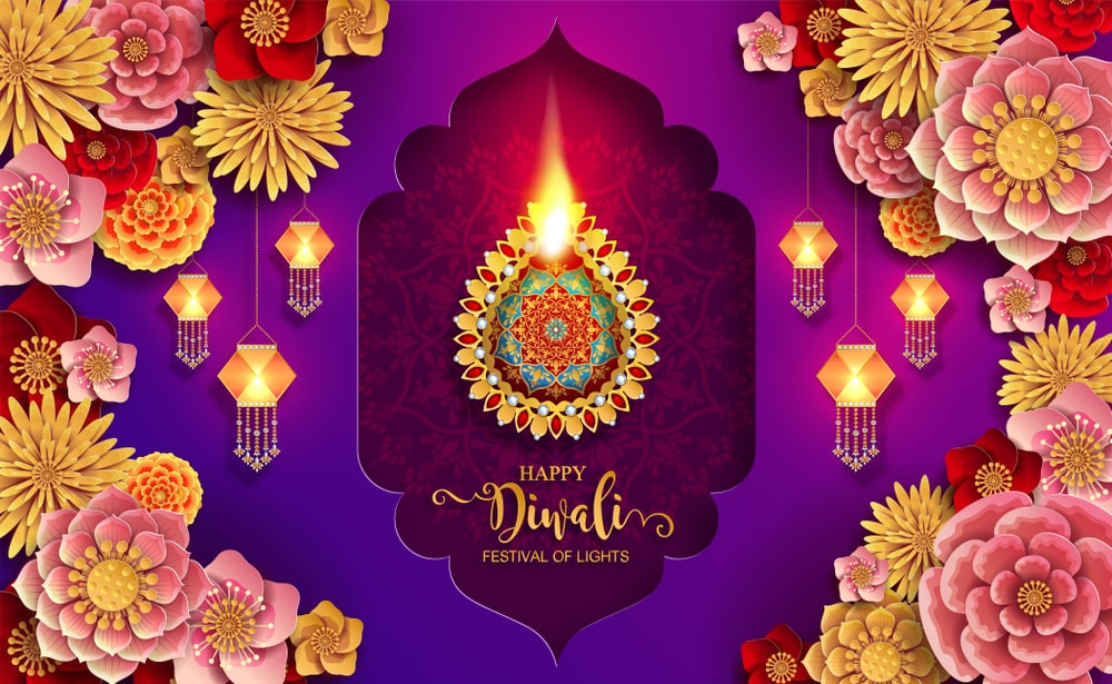 happy diwali 2020 wallpaper