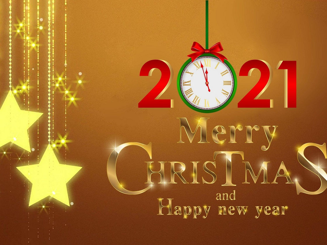 merry christmas 2020 happy new year 2021 images wishes