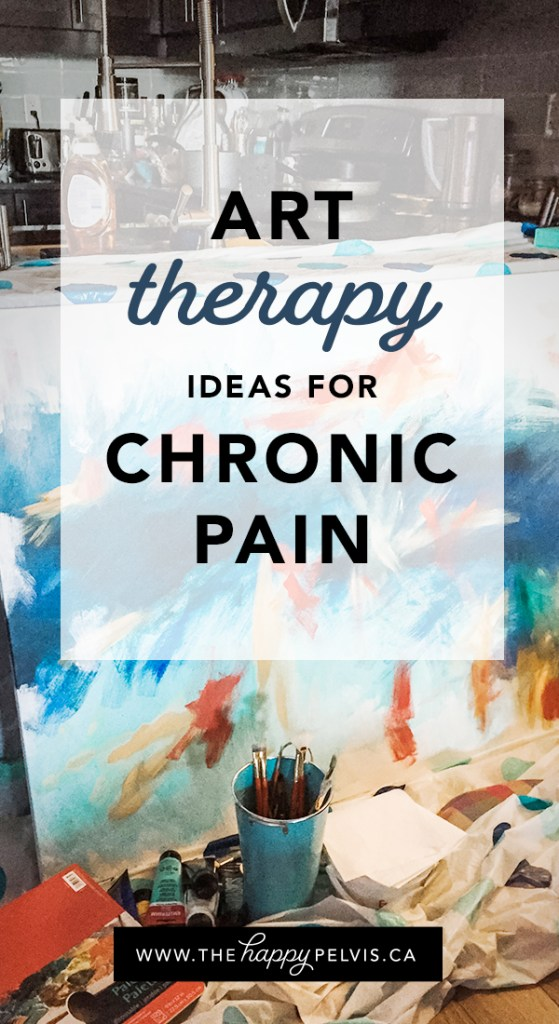 Art Therapy Ideas for Chronic Pain