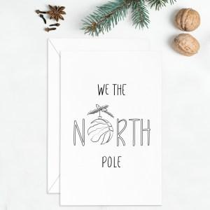 Toronto Raptors Christmas Card