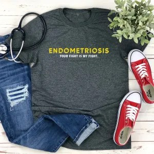 Endometriosis Tee