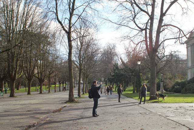 Promenade Bastions