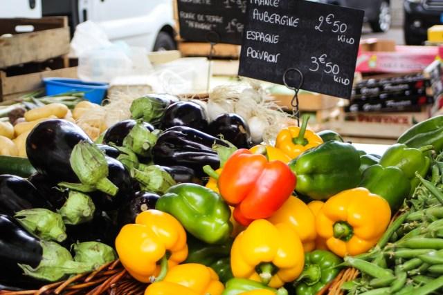 Saint Antoine market Lyon